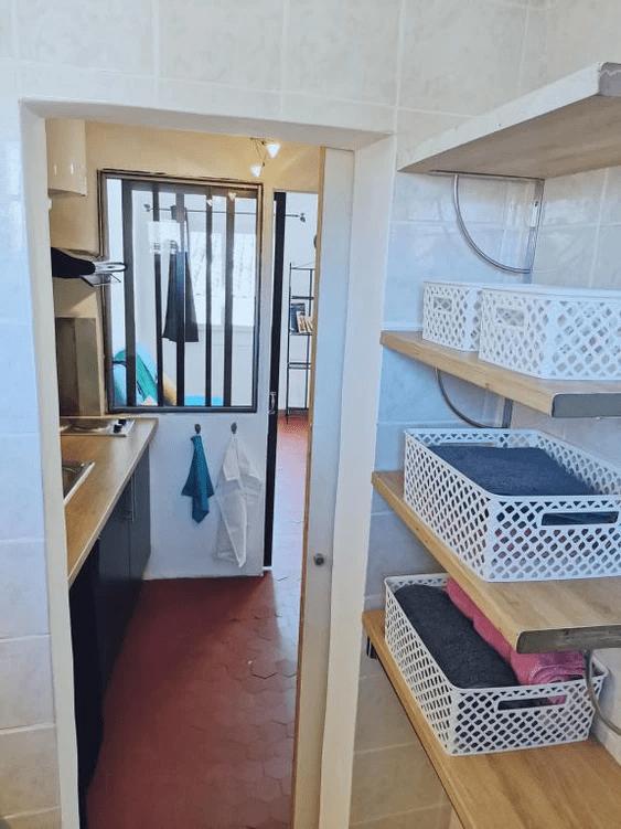 MySofa vintage 50s intérieur appartement