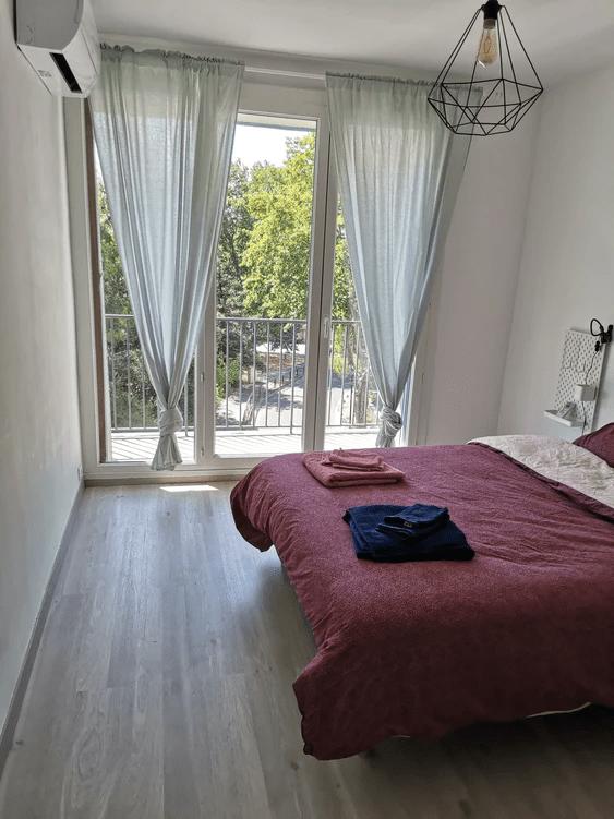 MySofa'mily appartement avec draps serviettes et linges de maison inclus
