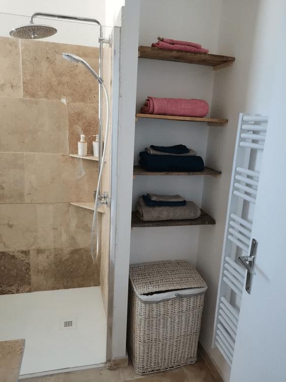 MySofa'mily douche à l'italienne et nombreux rangements