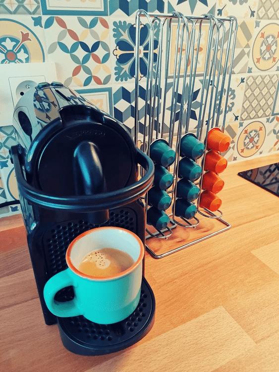 MySofa'mily machine à café et dosettes fournies